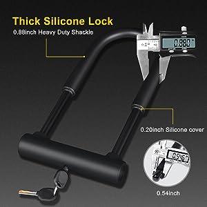 bike lock u lock