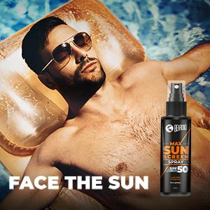 SUN's out - Are you ready to Face it?