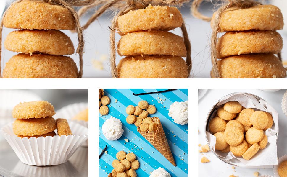 low carb vanilla cookies low carb snacks keto friendly cookies gluten free cookies grain free snacks