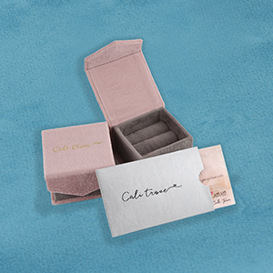 All our jewelry comes in branded packaging, which is well suited for any gifting occasions