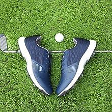 Men Golf Shoes Spikes