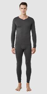 Heat Generation Thermal Underwear Set M76