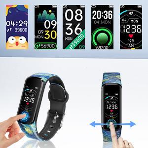 fitness tracker kids