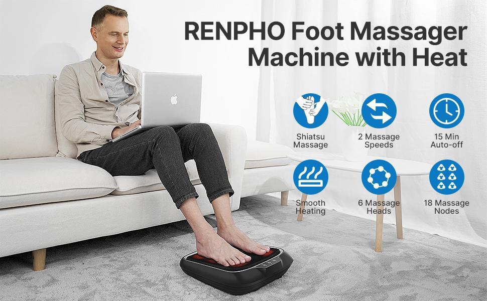 masseur pieds