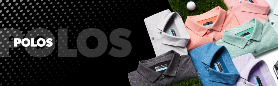PGA TOUR men's polo shirt