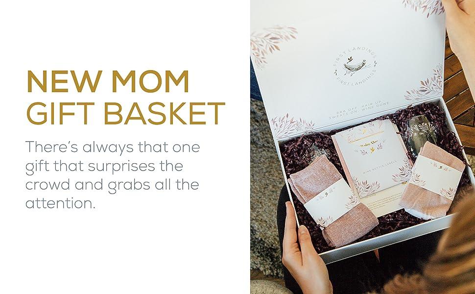 new mom gift set, gift set, gift