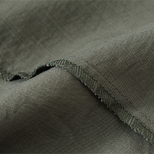Fabric is lightweight, quick dry, slightly elastic, breathable and comfortable
