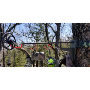 bow gear hanger