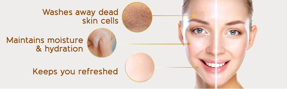 Pears Fresh Renewal Gentle Ultra Mild Daily Cleansing Facewash 60 g