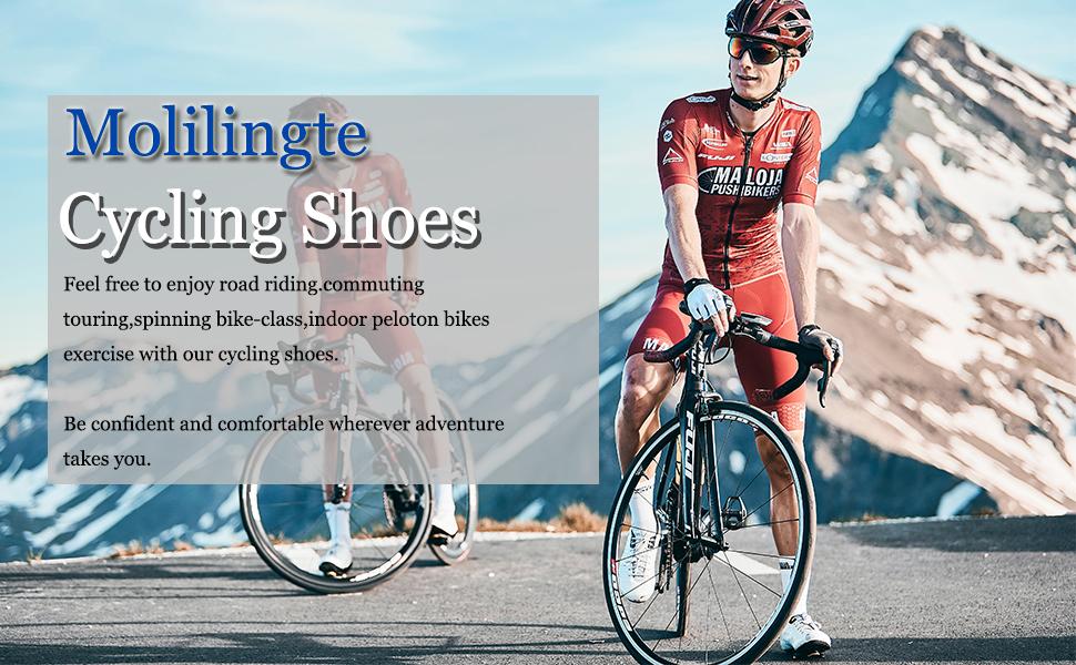 Molilingte Cycling shoes
