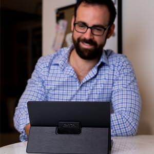 MAGUS, tablet, keyboard, folio, computing, laptop