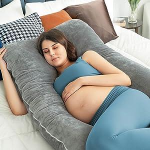 queen rose pregnancy pillow
