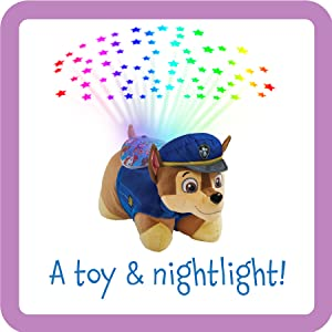 A toy and nightlight