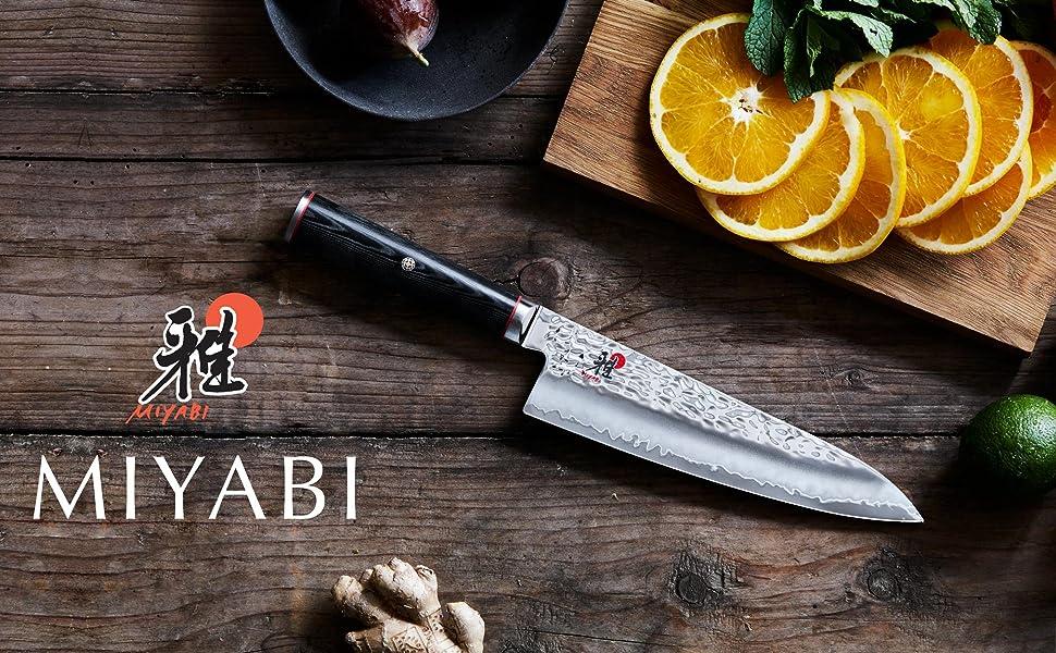 Miyabi, Cutlery, Japanese Knives