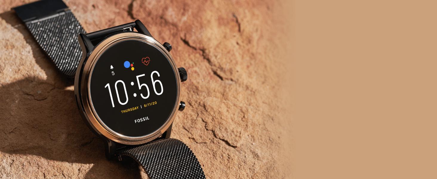 Fossil Womenamp;amp;#39;s Gen 5 Touchscreen Smartwatch