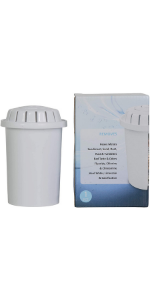 Alkaline Water Glass Pitcher of Life F004 Replacement Filters