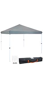 Gray Standard Canopy