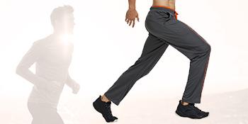 running sweatpants