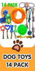 Dog Chew Toys for Puppies