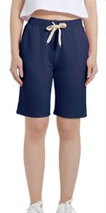 Womens  sports workout shorts running shorts Womens  athletic shorts drawstring wide leg Yoga short
