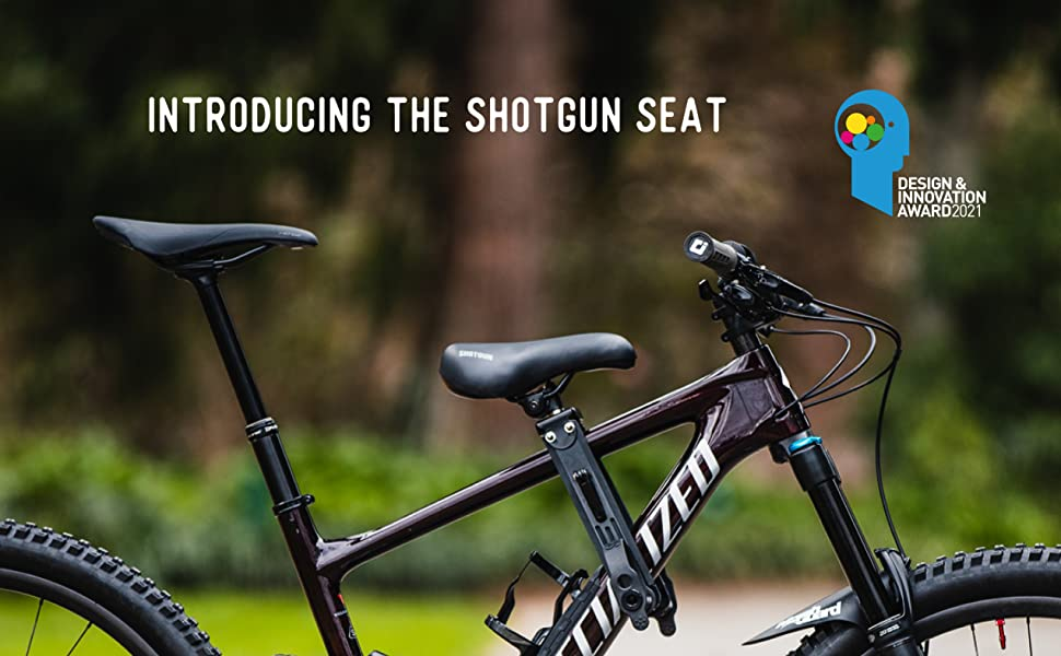 Shotgun Kids Seat