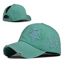 green star hat