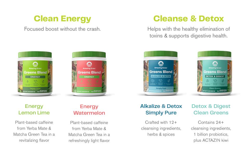 Amazing Grass, Antioxidants, Green Superfood