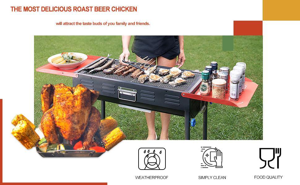 Chicken Roaster Stand
