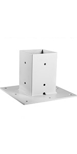 mailboxes for outside post mount