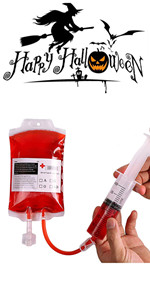Reusable Blood Drinking Bag Container