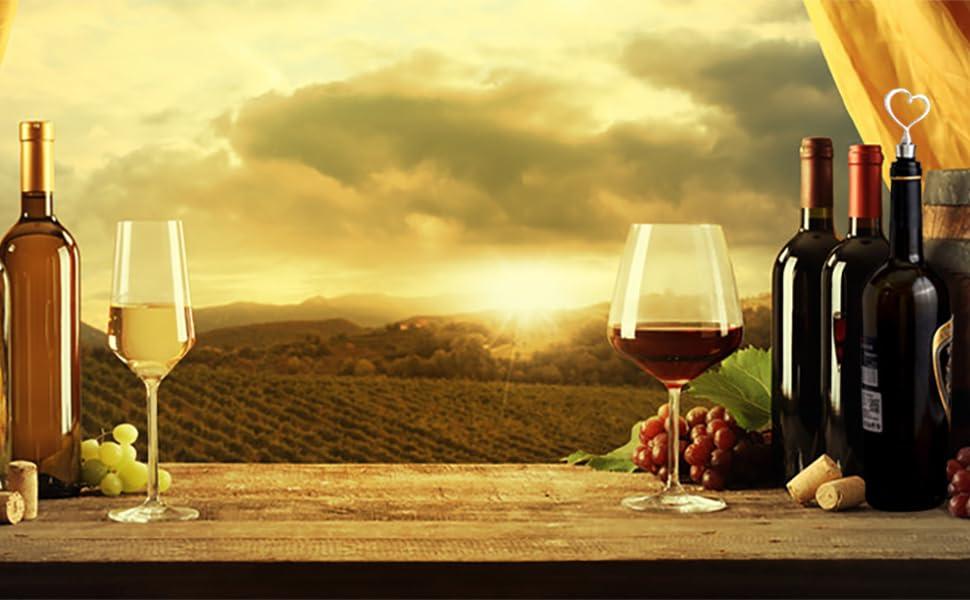 Wine Stopper Champagne Stopper Love Design Heart Shape Stopper