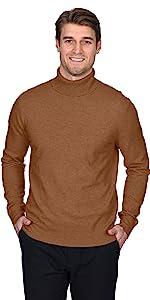 State Fusio Men's Turtleneck Sweater