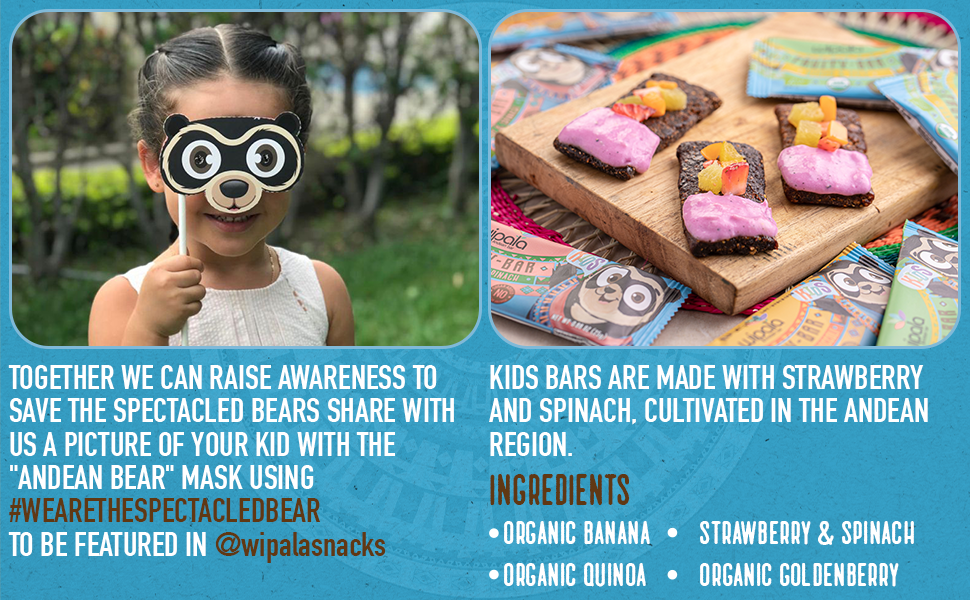 masks campaign save the andean bar little girl costume ideas wipala kids children ninas fruita