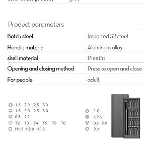 Product description6