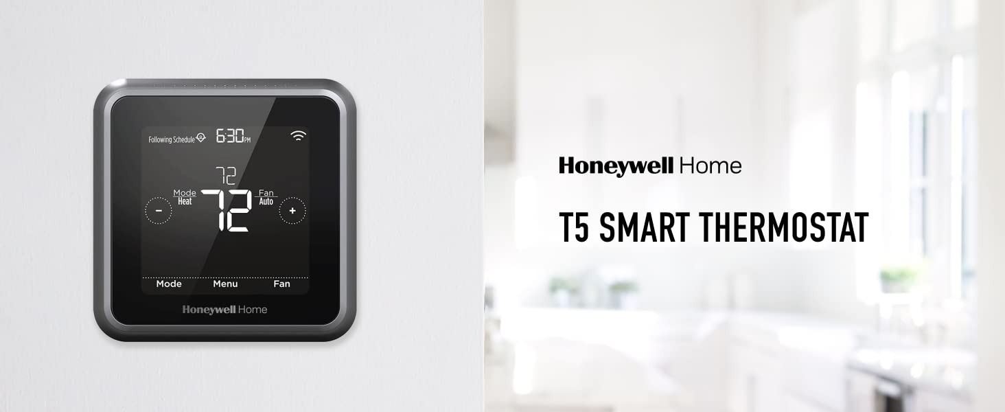 Honeywell Home T5 Smart Thermostat