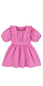toddler girl pink dress