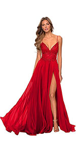 chiffon Bridesmaid Dress for Wedding