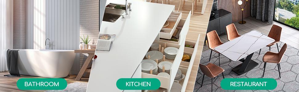 bathroom RV kitchen Restaurant living room dehumidifier