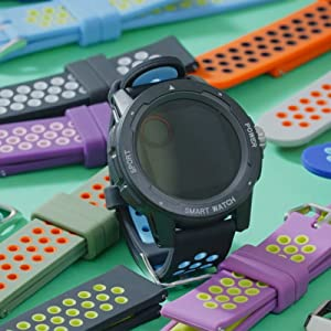 gizmo watch band replacement