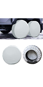 Tire Covers for Car