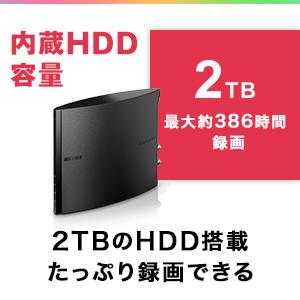 大容量HDD