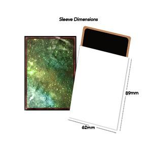 Card Sleeve Dimensions
