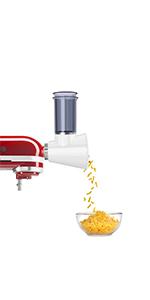 kitchenaid attachments for mixer