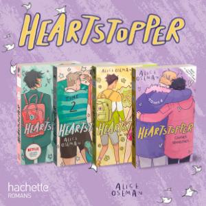 Heartstopper, la série de romans graphiques