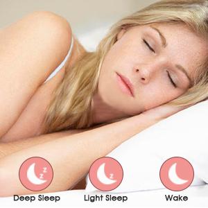 Track sleep data