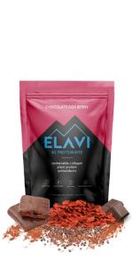 ELAVI Chocolate Goji Berry Bites