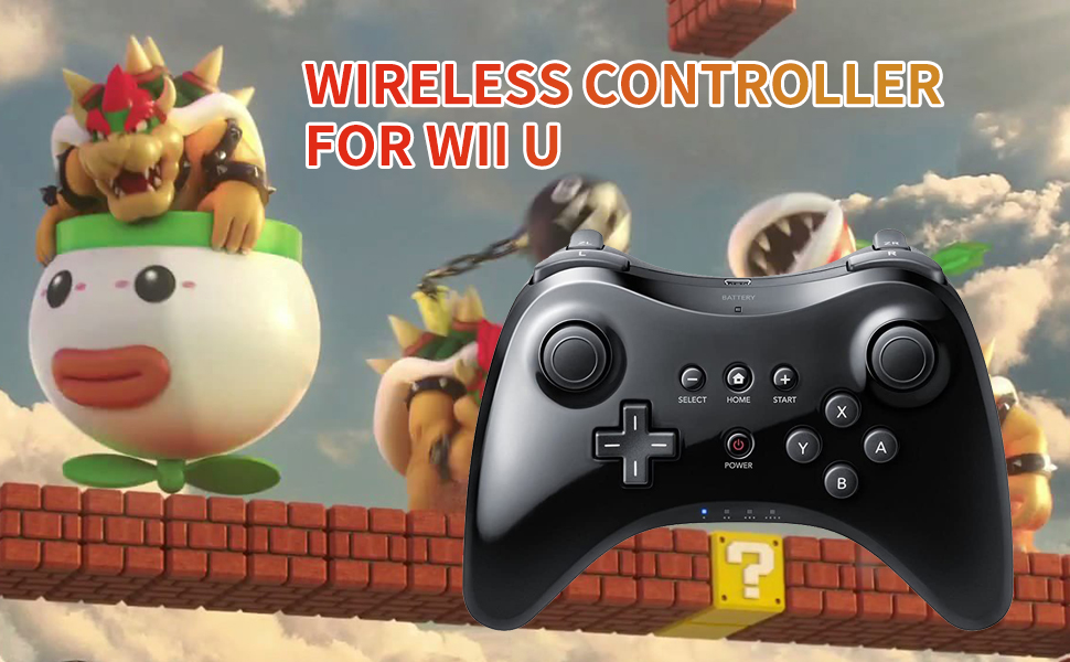 Wireless Classic Pro Controller