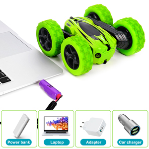 Equipped with two rechargeable batteries, which can be charged anytime and anywhere.