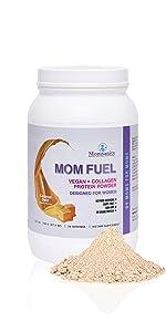 Mom Fuel Caramel Swirl Protein