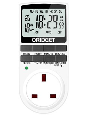 ORIDGET Timer Plug